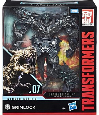 Transformers Generations Studio Series Leader Grimlock