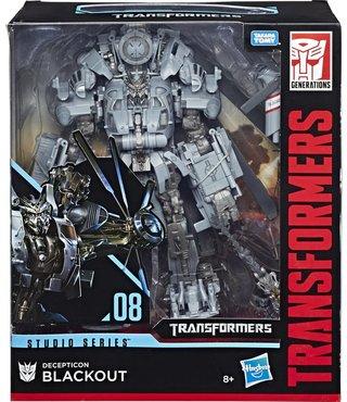 Transformers Generations Studio Series Leader Blackout