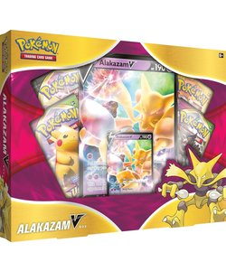 Pokémon Alakazam V Box - Pokémon Kaarten