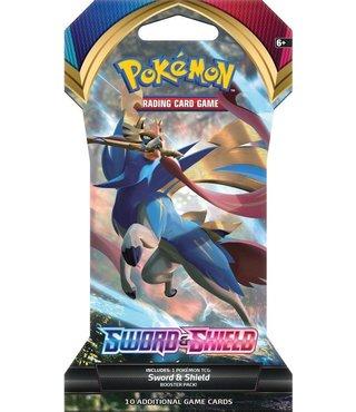 Pokémon Sword & Shield Sleeved Booster - Pokémon Kaarten