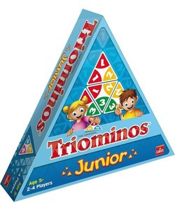Triominos Junior - Bordspel