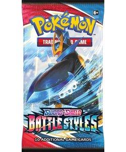 Sword & Shield Battle Styles Booster Pack