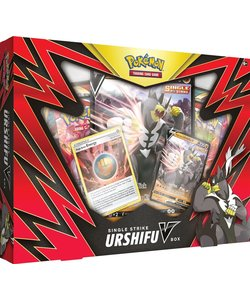 Sword & Shield Battle Styles Urshifu V Box