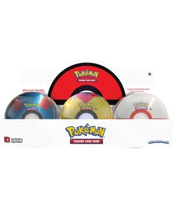Pokémon Pokeball Tin Q1 2021