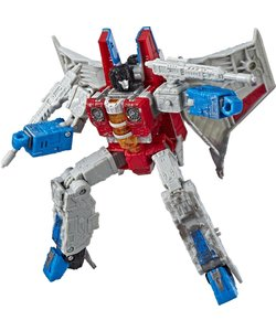 Transformers Generations WFC Voyager Starscream