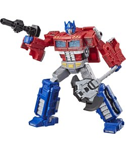 Transformers Generations WFC Voyager Optimus Prime