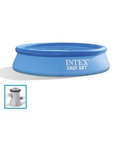 Intex Easy Set zwembad 244x61cm met filterpomp