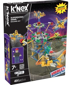 K'NEX Supersonic Swirl