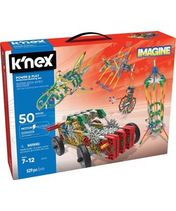 K'nex 529-delige Power and Play Motorized Building