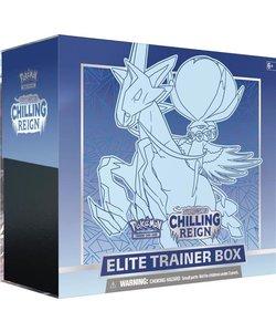 Sword & Shield Chilling Reign Elite Trainer Box