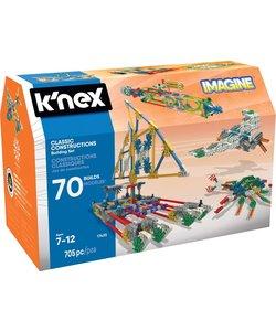 K'nex 705-delige 70 Modellen - Bouwset