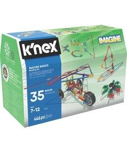 K'nex 446-delige 35 Modellen - Bouwset