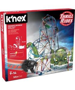 K'NEX Thrill Rides Krakens Revenge Roller Coaster - Bouwset