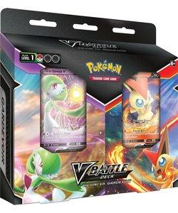 Pokémon V Battle Deck Bundle Victini & Gardevoir