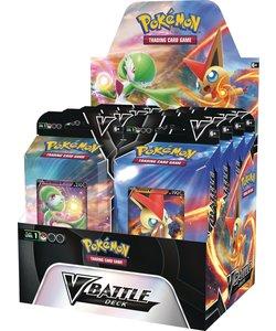 Pokémon V Battle Decks Victini of Gardevoir