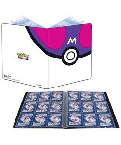 Pokémon Master Ball 9-Pocket Verzamelmap - Pokémon Kaarten