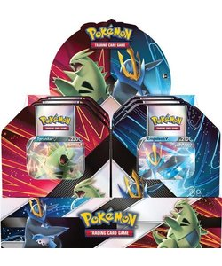 Pokémon Summer V Strikers Tin Tyranitar of Empoleon
