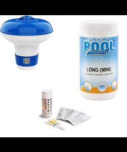 Zwembadonderhoud Bundelpakket Comfortpool Zwembad test strips PH waarde en Chloor - 3 in 1 - 50 strips - Watertester