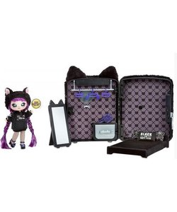 3-in-1 Backpack Bedroom Playset Tuesday Meow - Serie 1