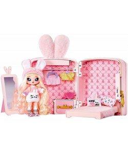 3-in-1 Backpack Bedroom Playset Aubrey Heart - Serie 1