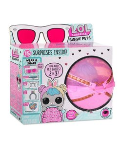 L.O.L. Surprise Eye Spy Biggie Pets Hop Hop Bunny - konijn