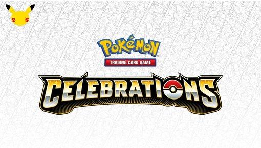 Pokémon Celebrations - 25 jaar