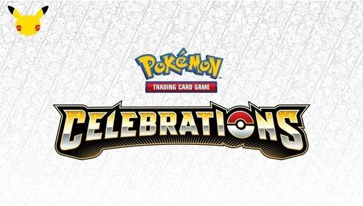 Pokémon Celebrations – 25e verjaardagsset.