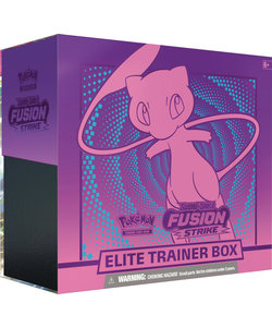 Sword & Shield Fusion Strike Elite Trainer Box