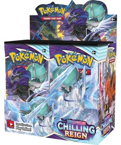 Sword & Shield  Chilling Reign Booster Box