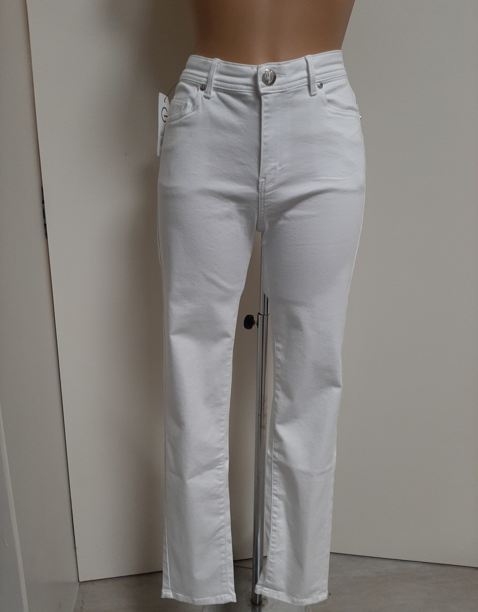 Green ICE Broek Erakan White