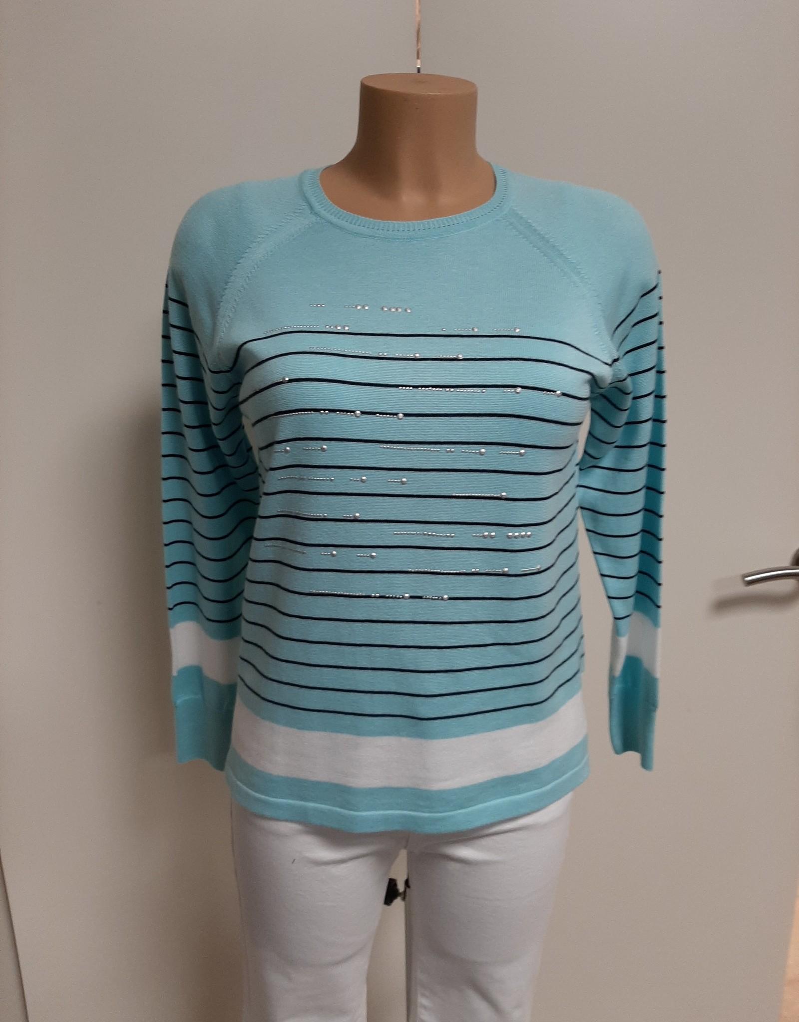 Kris Fashion Pull 521122 Turquoise