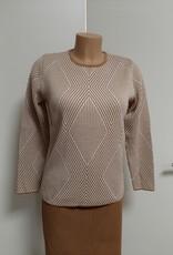 Kris Fashion Pull 681037 Camel-Wit