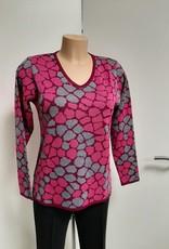 Kris Fashion Pull 681041 Fushia