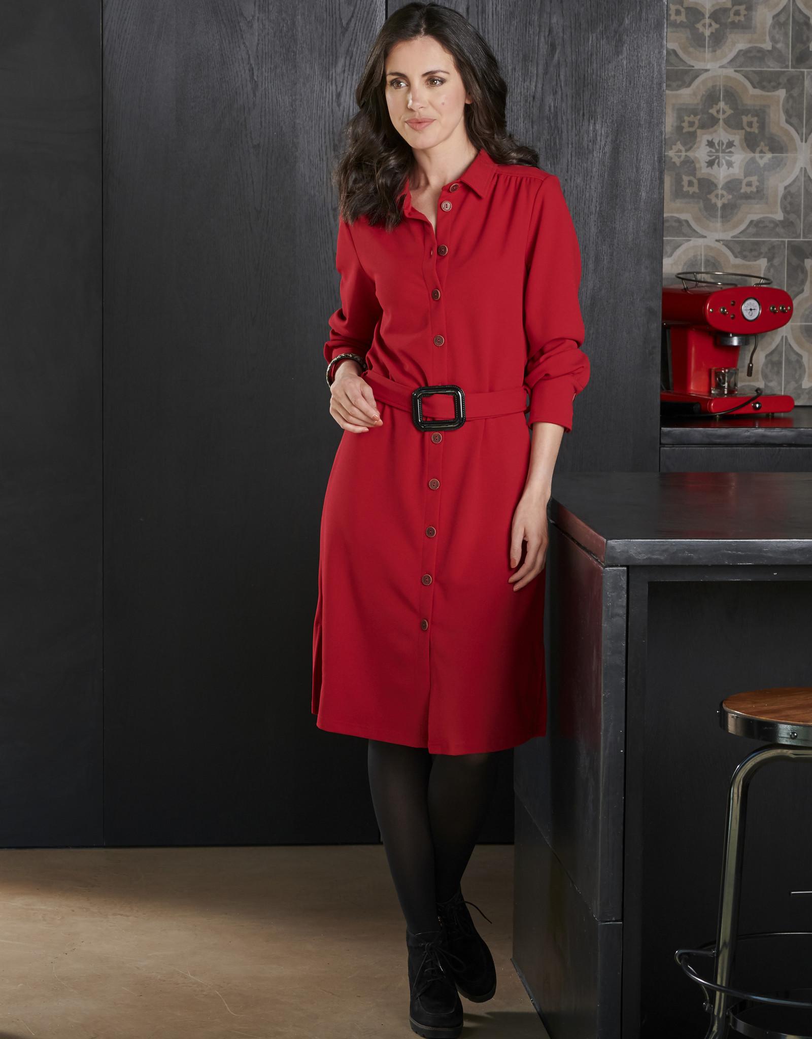 ALLIANCE Kleedje Li0152 Rood