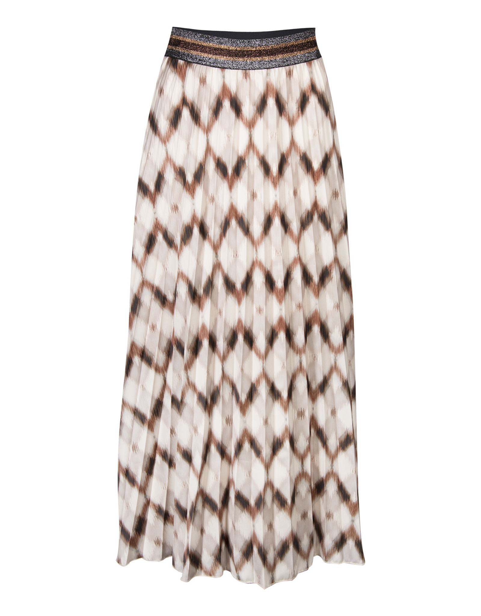 Green ICE Rok Citrus Ecru