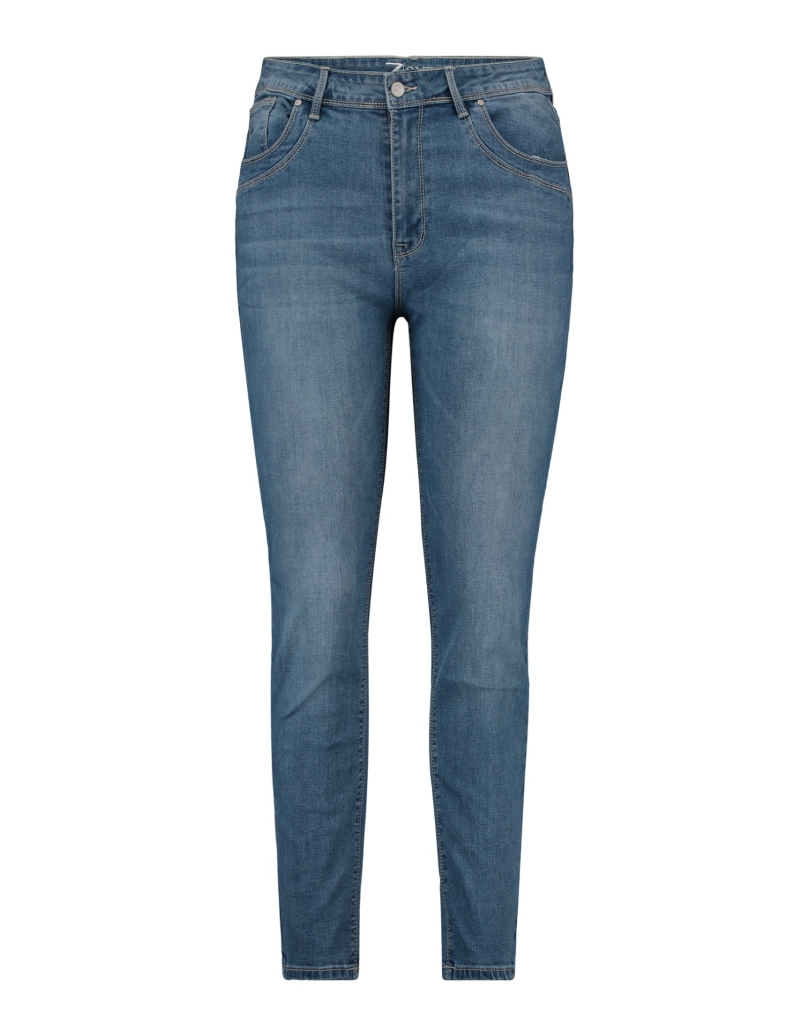 Z-ONE Jeansbroek Meghan Blue