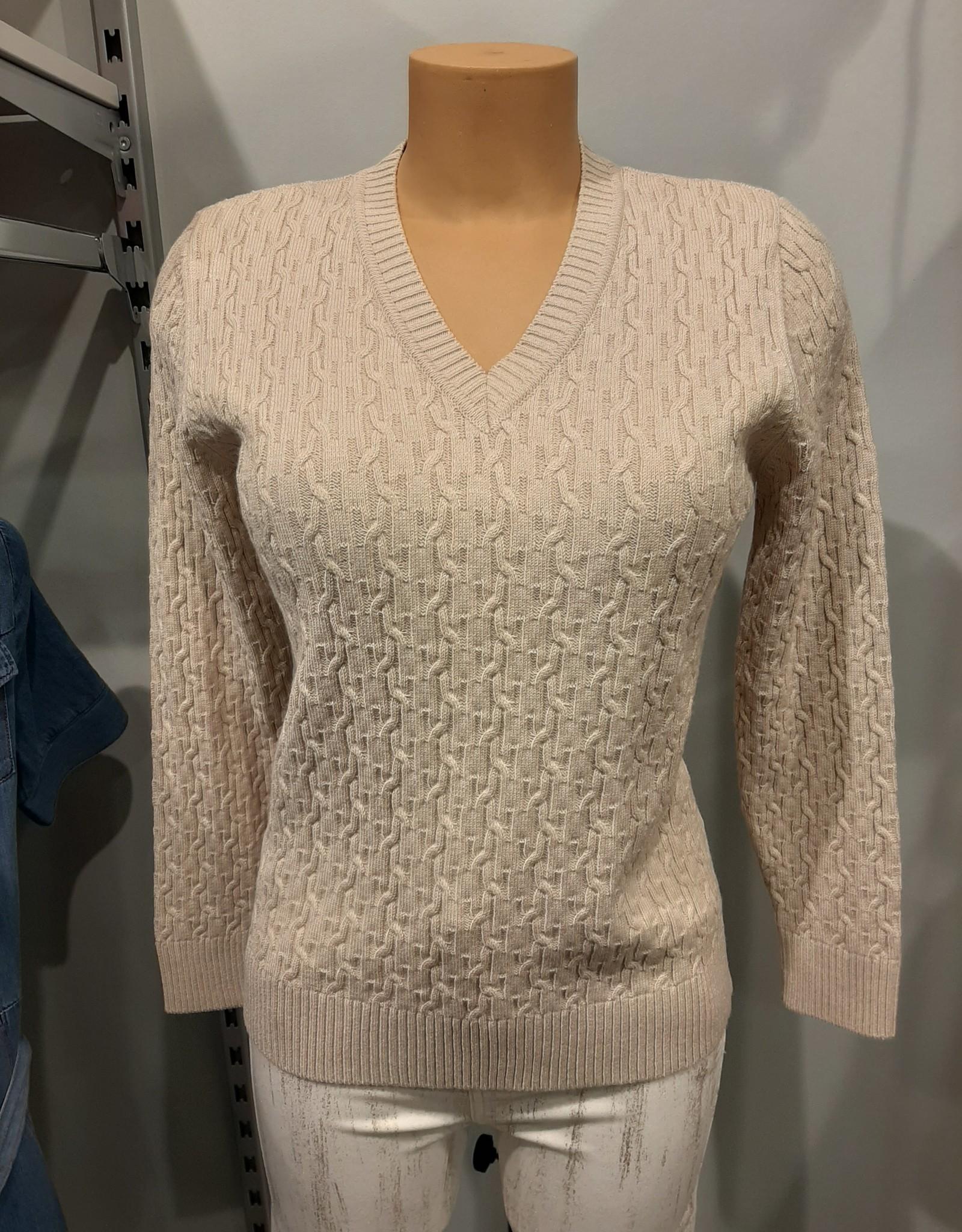 Kris Fashion Pull 681028 Beige