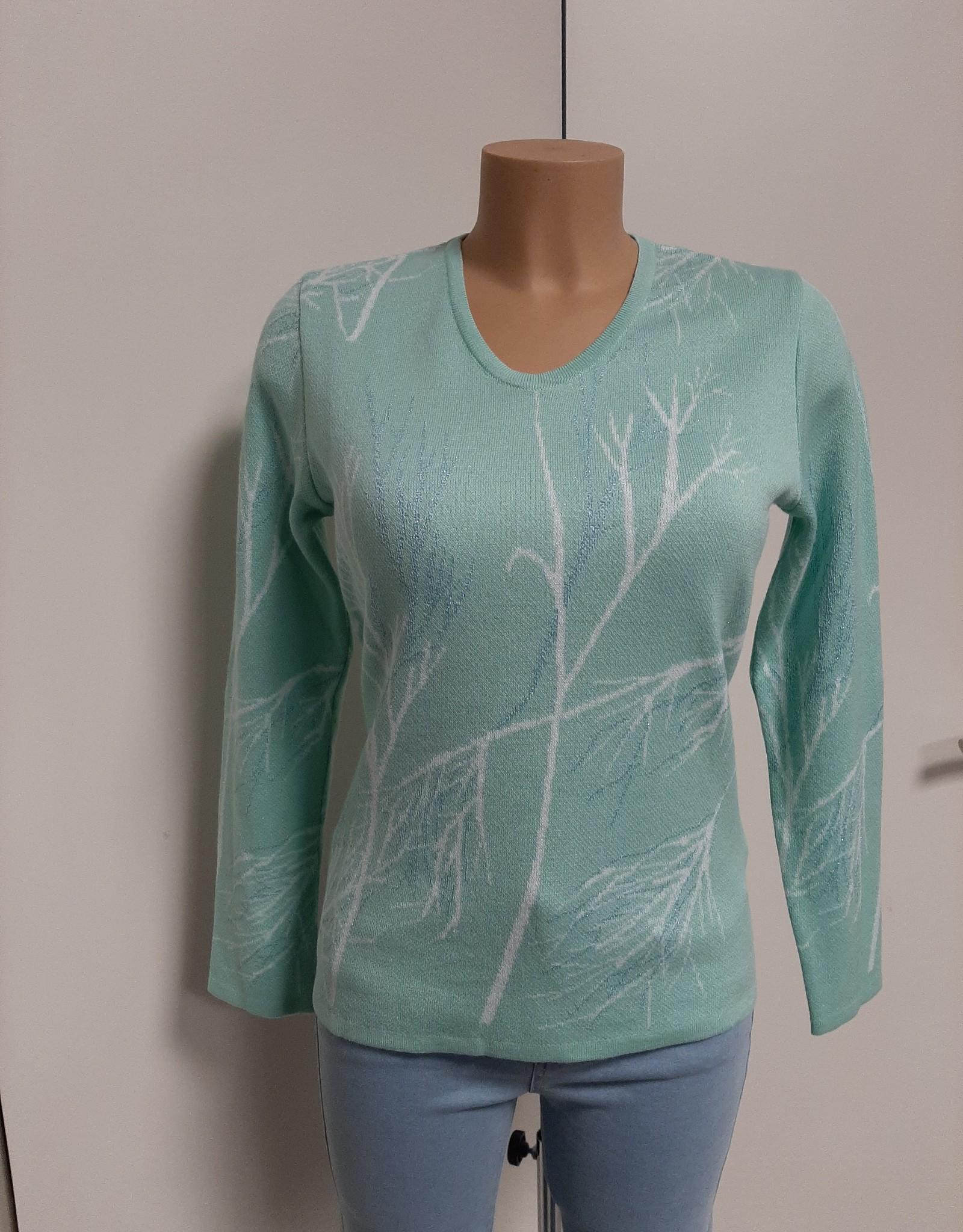 Kris Fashion Pull 721133 Groen