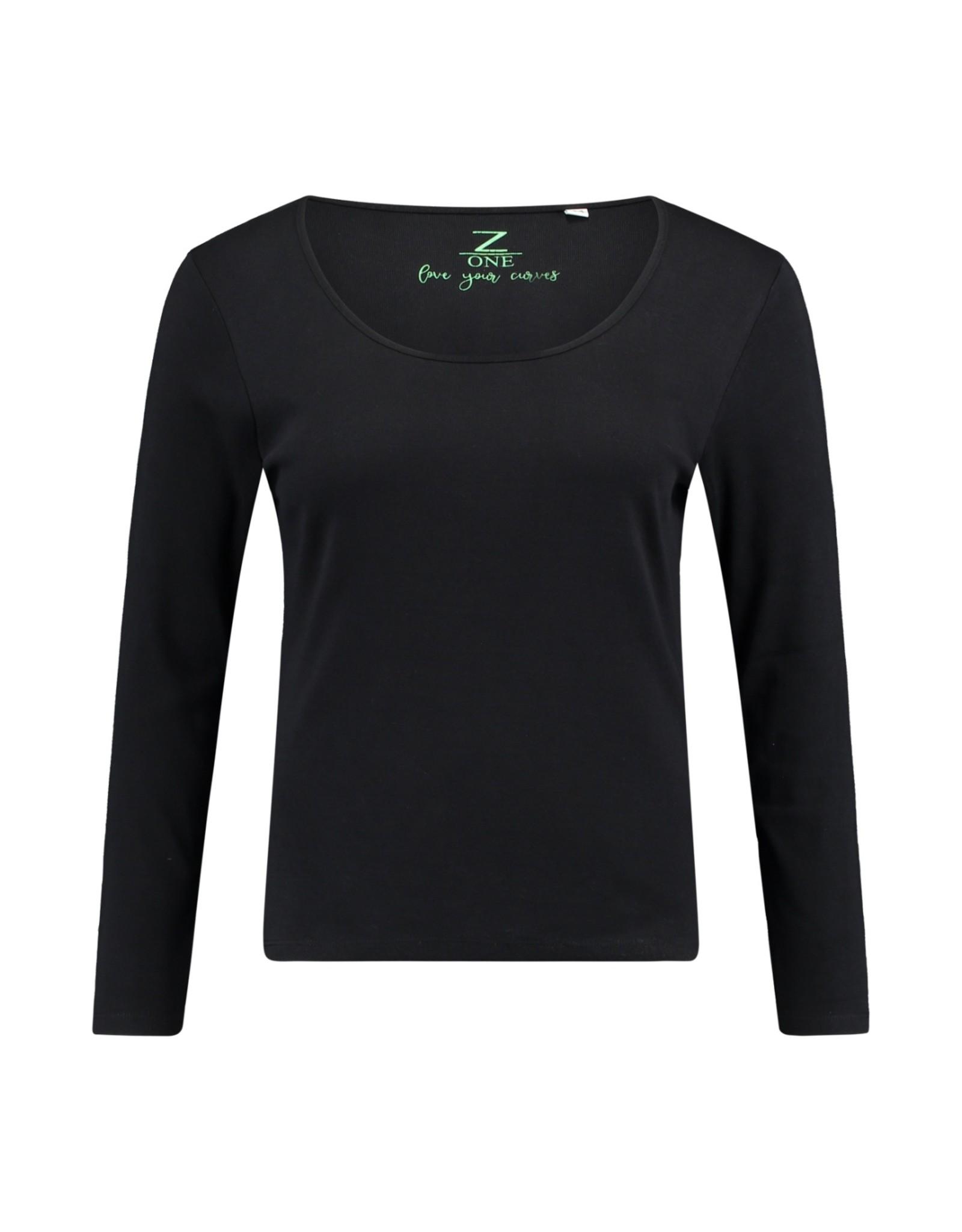 Z-ONE T-shirt Donna Z1 Black
