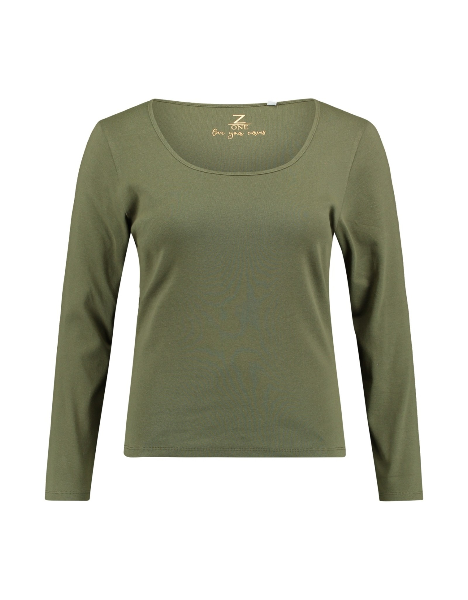 Z-ONE T-shirt Donna Z1 Khaki