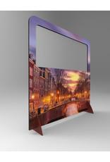 SaveScreen tafelscherm - City