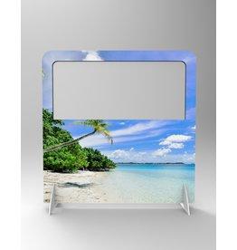 SaveScreen tafelscherm - Beach