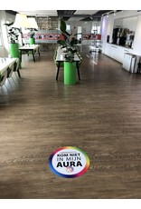 Vloersticker - Binnen - Aura