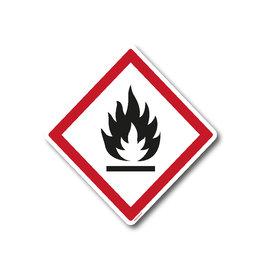 safety-signs.nl GHS02 - Gascilinder