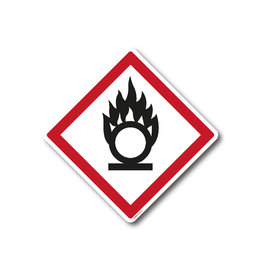 safety-signs.nl GHS03 - Oxiderend