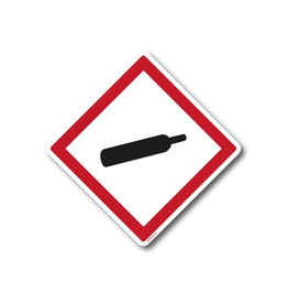 safety-signs.nl GHS04 - Gascilinder