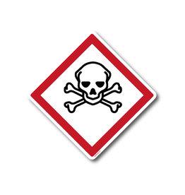 safety-signs.nl GHS06 - Ernstige toxiciteit