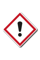 safety-signs.nl Pictogram - GHS07 - Acute toxiciteit