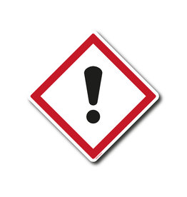 safety-signs.nl GHS07 - Acute toxiciteit