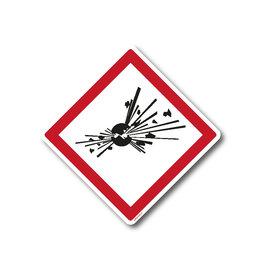 safety-signs.nl GHS01 - Ontplofbaar